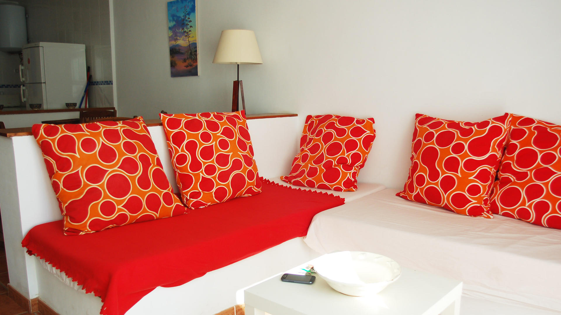 Apartamento -                                       Las Negras -                                       2 dormitorios -                                       6 ocupantes