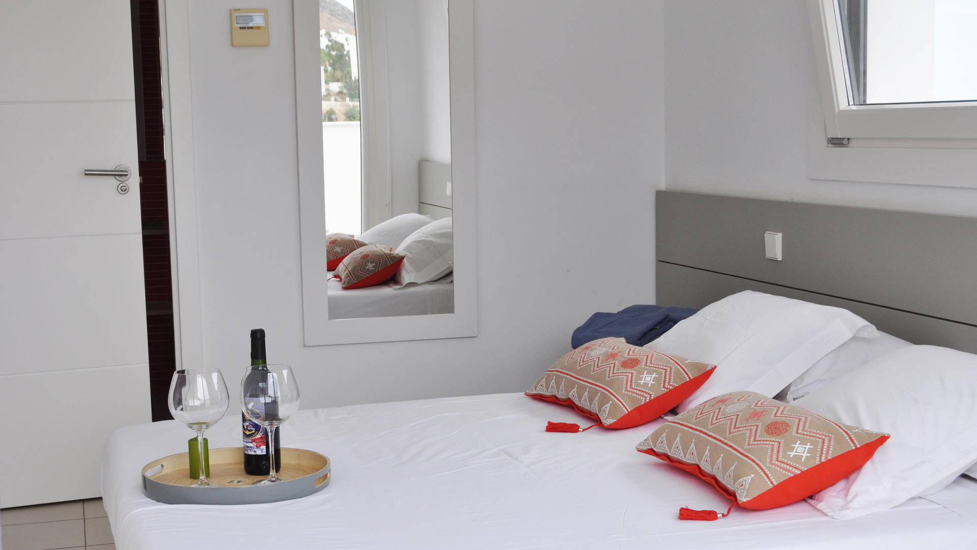 Apartamento -                                       Las Negras -                                       3 dormitorios -                                       7 ocupantes
