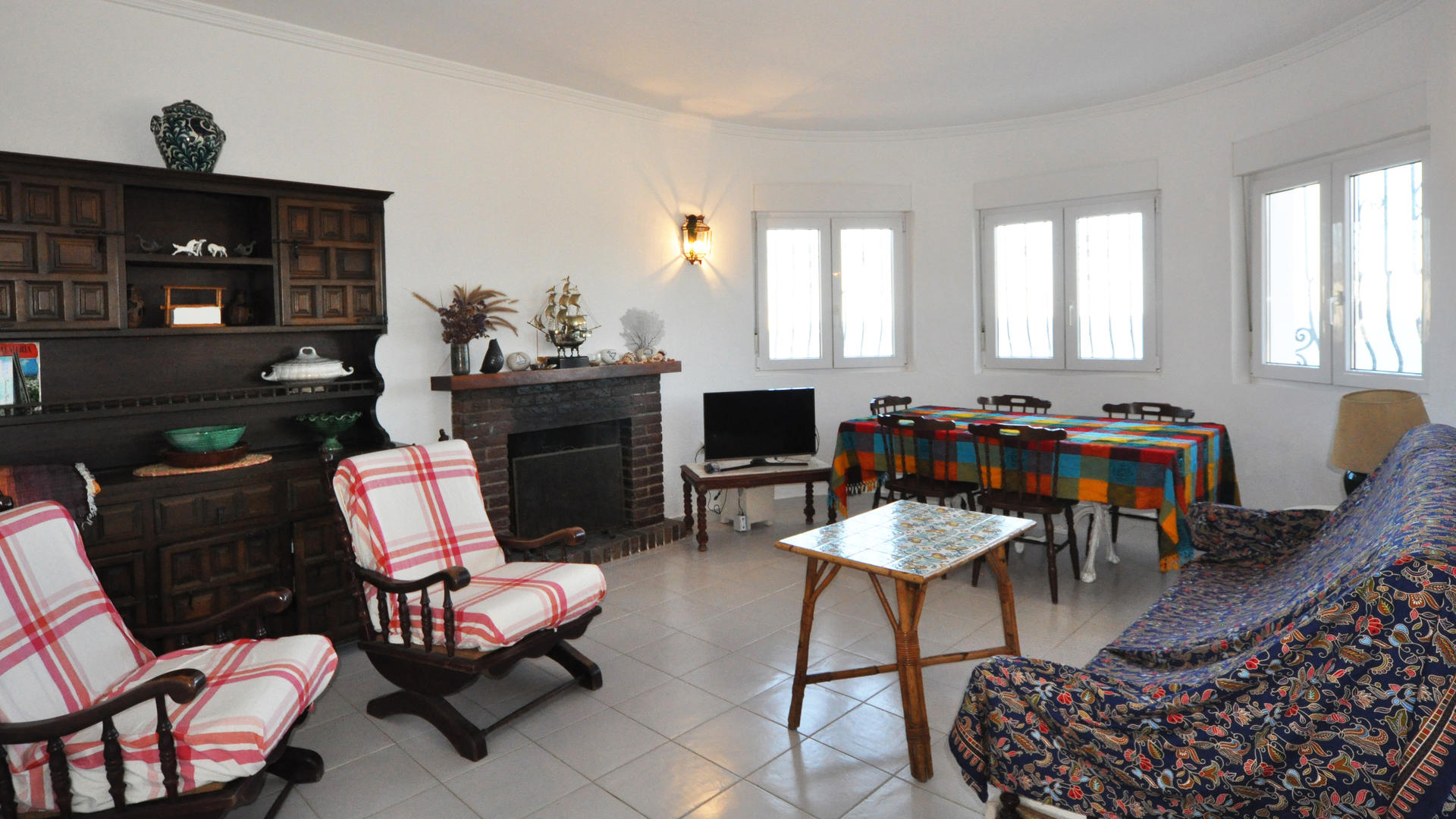 Chalet -                                       San José -                                       3 dormitorios -                                       6 ocupantes
