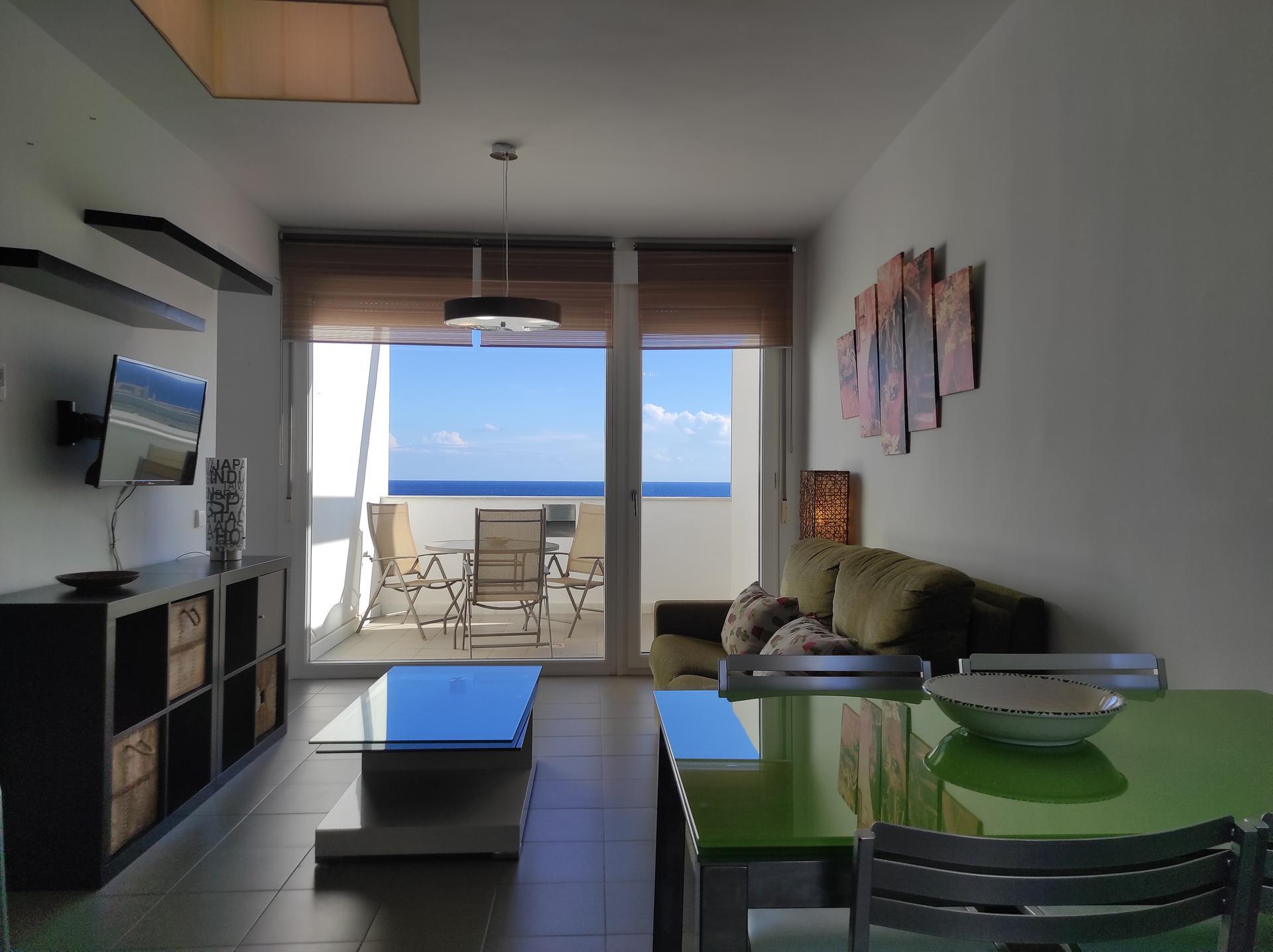 Apartamento -                                       Las Negras -                                       1 dormitorios -                                       4 ocupantes